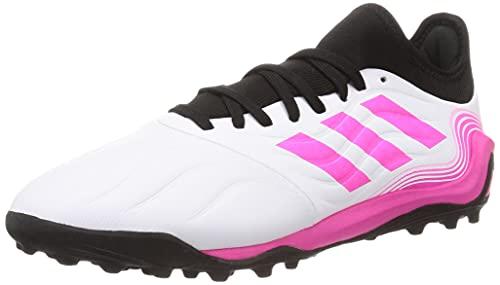 adidas Copa Sense.3 TF, Zapatillas de fútbol Hombre, FTWBLA/NEGBÁS/ROSSHO, 42 EU