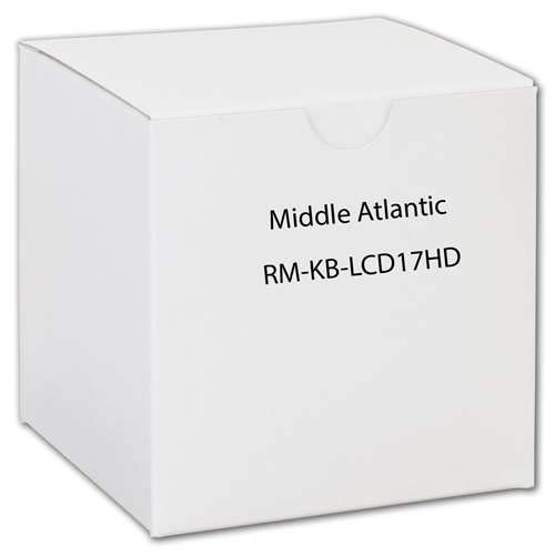 Best Bargain Middle Atlantic RM-KB-LCD17HD