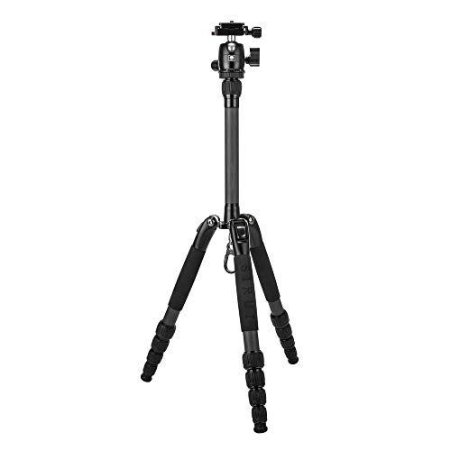 SIRUI MT5-C MyTrip Travel Tripod Aluminium with Ball Head - Carbon