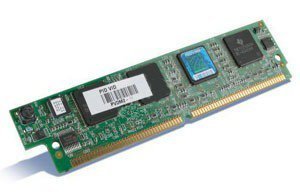 2CF3520 - Cisco 64-Channel Voice and Video DSP Module