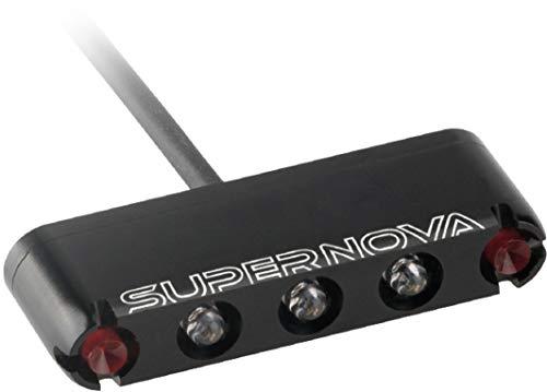 SUPER NOVA Supernova M99-K12 Rücklicht für E-25 schwarz 2021 Fahrradbeleuchtung