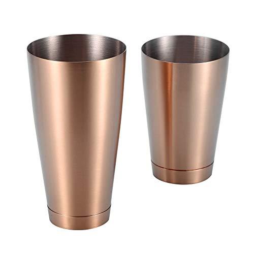 Roestvrij stalen Boston Shakers, Cocktail Shaker Cups Shaker Set Barman Shakers Mixing Cups, voor het maken van Boston…