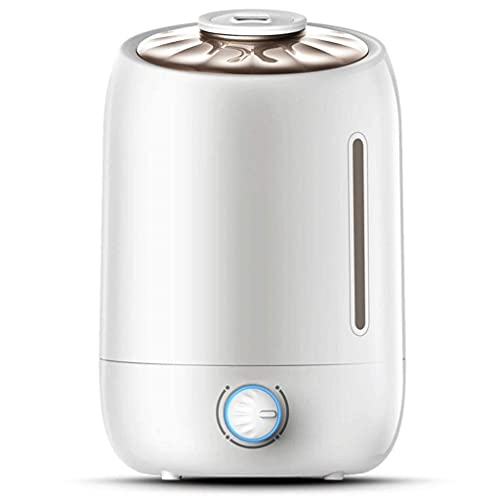 LuoMei Humidificador 5L Humidificador de Aire Hogar Silencioso Dormitorio Aire Acondicionado Aire Pequeño Difusor de Aroma