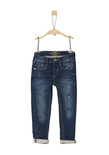 s.Oliver Junior Jungen 74.899.71.0513 Jeans, Blue Denim Stretch 57Z4, 98/Reg