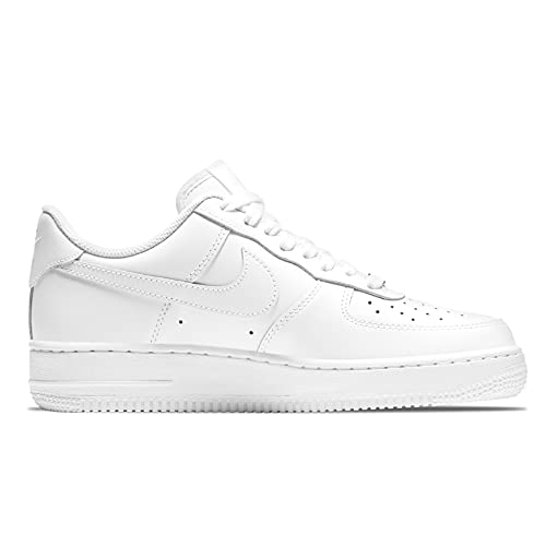 Nike Wmns Air Force 1 '07, Zapatillas de bsquetbol Mujer, Blanco, 39 EU