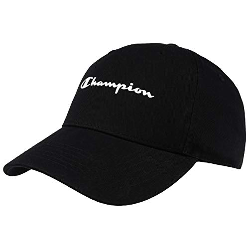 Champion Unisex Cap Baseball Cap 804470, Talla:one size, Color:nbk