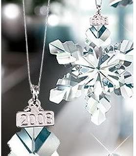 Swarovski Christmas Ornament Annual Edition 2008