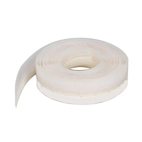Multifunción Ventana de la puerta 1PCS 5M autoadhesivo inferior auto-adhesivo de caucho de silicona sello gabinetes inferior del sello a prueba de agua de Gaza Cinta de goma Para prueba de polvo, inso