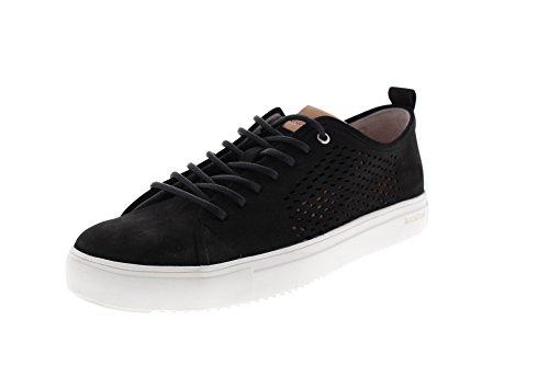 Blackstone Herrenschuhe - Sneakers PM50 - Black, Größe:43 EU