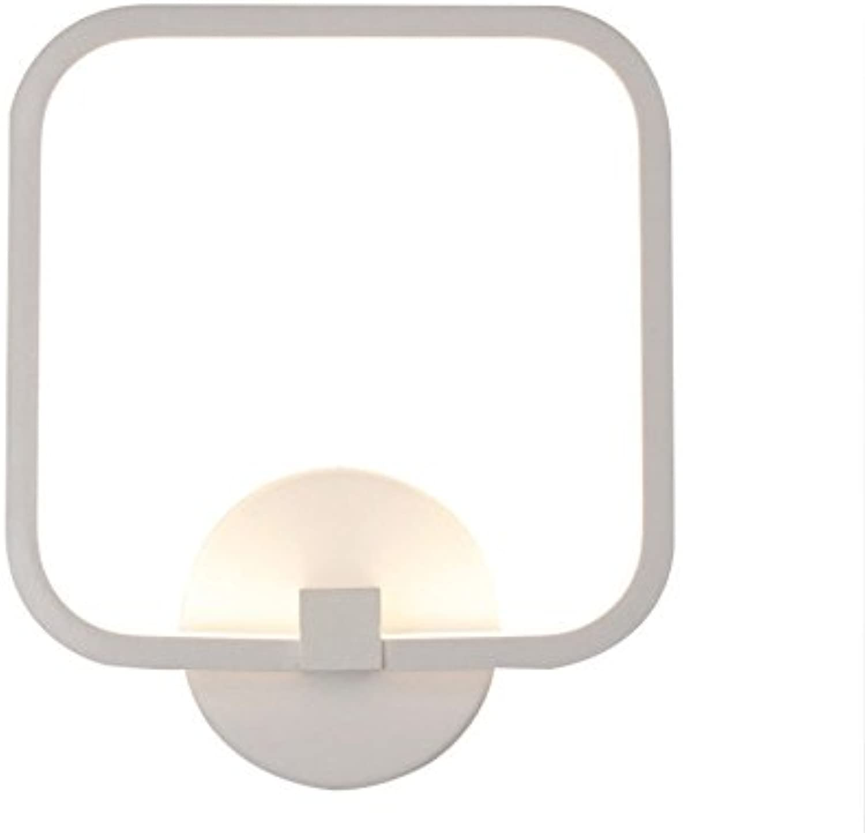 Wlxsx Schlafzimmer Nachttischlampe Modernen Einfachen Korridor Flur Lampe Kreative Persnlichkeit Led Wandleuchte B