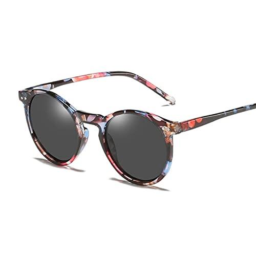 DAIDAICDK Gafas de Sol polarizadas para Mujer Hombre Ojo de Gato gradiente Viajes al Aire Libre Gafas Accesorios para Coche