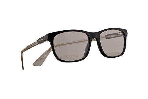 Gucci GG0490O Brillen 53-17-150 Schwarz Mit Demonstrationsgläsern 005 GG 0490O