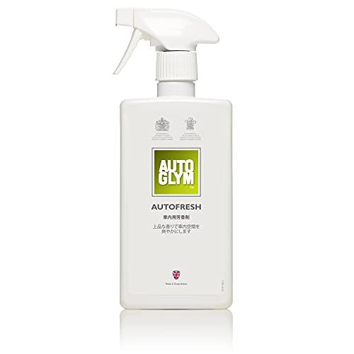 Autoglym - Espray Autofresh, Frescura Duradera para la Tapicería Interior de los Coches, 500 ml