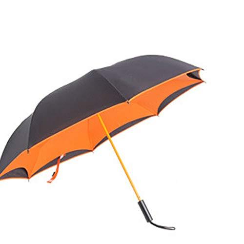 El Paraguas de Viaje a Prueba de Viento - Cerrar Auto Open- Lightweight Compact Umbrella , Adecuado for Damas de sombrilla...