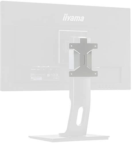 iiyama MD BRPCV03, Bracket om een MiniPC of Thinclient aan te bevestigen, zwart