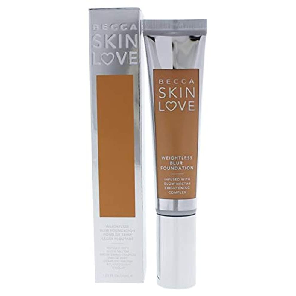 ベッカ Skin Love Weightless Blur Foundation - # Noisette 35ml/1.23oz並行輸入品