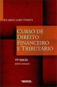 Curso De Direito Financeiro E Tributario