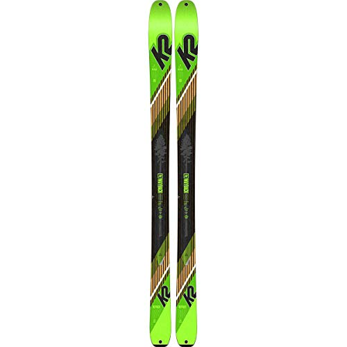 K2 - Skis De Rando Seul Wayback 88 - Homme - Taille 174 - Vert