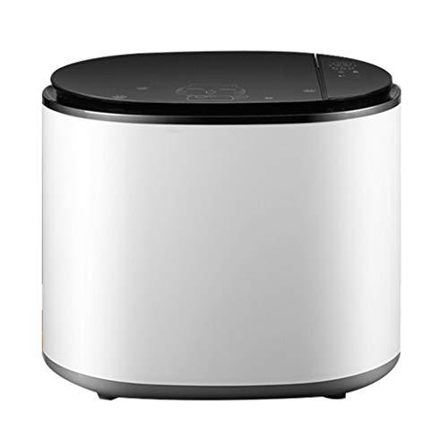 LCF Intelligente mini-volautomatische wasmachine, compacte wasmachine, centrifugeren met afvoerpomp, voor kinderen en baby's