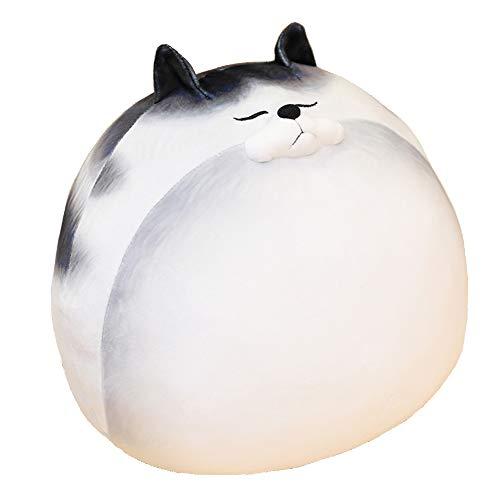 Katze Plüsch, Katzenkissen, Plüsch, Plüsch, Katzenkissen, Plüsch, Spielzeug, Chubby Blob, Plüsch, Kawaii, Plüsch, Plüsch, Kissen, Plüschkissen, 19,6 Zoll