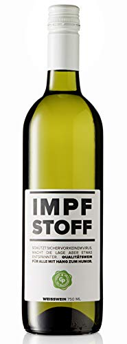 IMPFSTOFF Wein Grüner Veltliner 0,75 Liter