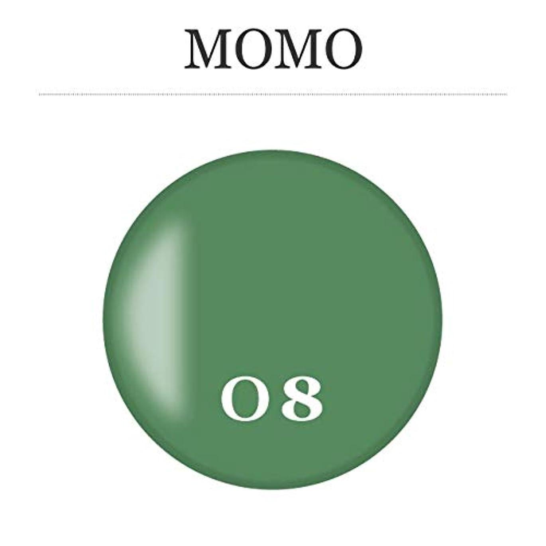 慢性的阻害する現代カラージェル MOMO-08 by nail for all