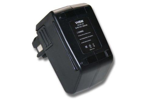 vhbw Ni-MH Akku 3300mAh (9.6V) für Werkzeuge Hilti SF100, SF100A, SFB105 wie Hilti BP10265605, 315078, 334584, SPB105.