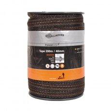 PowerLine Breitband 40mm 200m terra