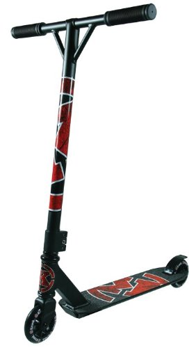 Krunk Stuntscooter Stomp, Black/Red, 203-957