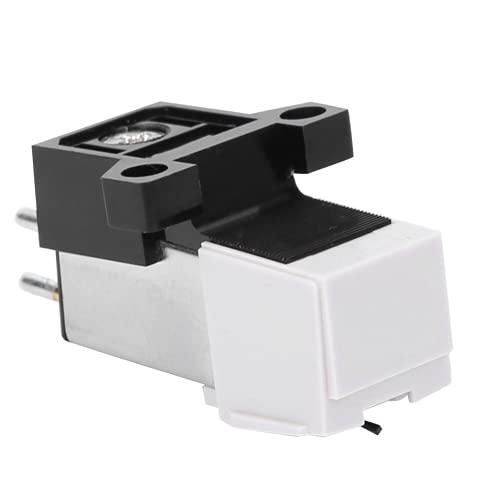 minifinker Lápiz óptico de Vinilo, fácil de Insertar o soldar Orificios de Montaje universales Reproductor de grabación para la mayoría de Tocadiscos de fonógrafos