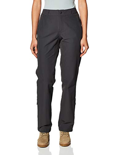 The North Face W Exploration Convertible Pant, Pantalon de randonnée PANTS Femme, Gris (Asphalt Grey), FR : S (Taille Fabricant : 6)