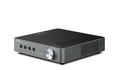 Yamaha WXC-50 MusicCast Wireless Streaming Preamplifier (Dark Silver)