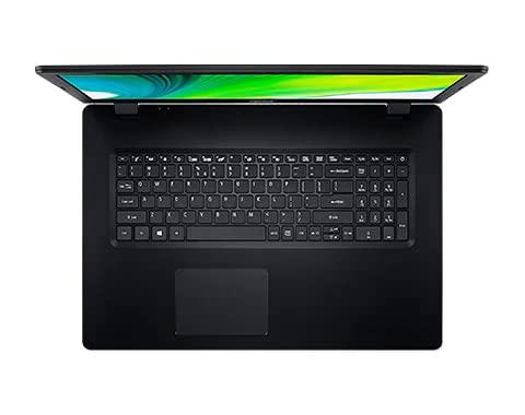 2021 Acer Aspire 3 17.3'' HD+ Laptop, 4-core Intel Core i5-1035G1(up to 3.60 GHz), 8GB RAM, 1TB HDD, HDMI WiFi RJ-45 Bluetooth Webcam DVD-RW, Win 10 w/Ghost Manta Accessories