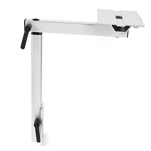 Patas de mesa extraíbles para muebles para computadora portátil, se pueden girar y retraer libremente para ajustar la altura, adecuadas para vehículos grandes como caravanas, autocaravanas y yates.