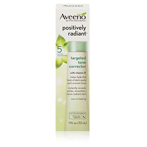 Aveeno Tone Corrector Acne Cream