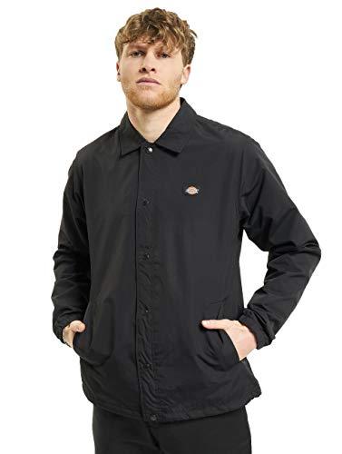 VF Outdoor Dickies Oakport Coach - giacca leggera - regular fit - polsini elastici - Black - (XL)