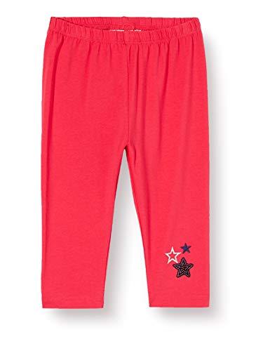 Salt & Pepper Mädchen 03114234 Shorts, Rot (Lollipop Red 344), (Herstellergröße: 92/98)