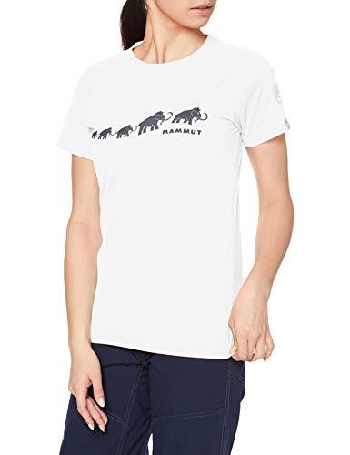 QD Logo Print T-Shirt AF Women