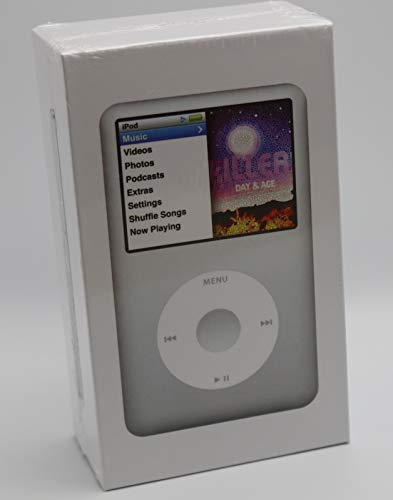 Apple iPod Classic 128GB SSD Argento