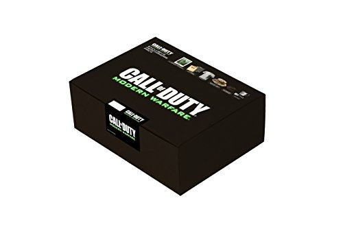 Call Of Duty Modern Warfare Huge Crate Large T-Shirt [Importación Inglesa]