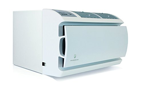 Friedrich WE10D33 10000 BTU Wall Master Series Room Air Conditioner with Electric Heat, 230-volt