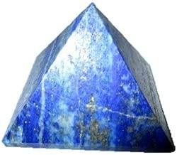 Jet Lovely Lapis Lazuli Pyramid Approx. 1.25