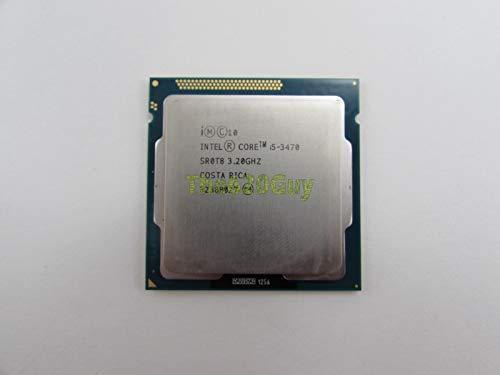 Intel i5-3470 - Processore CPU Ivy Bridge Socket LGA 1155 3,2GHz Quad-Core SR0T8