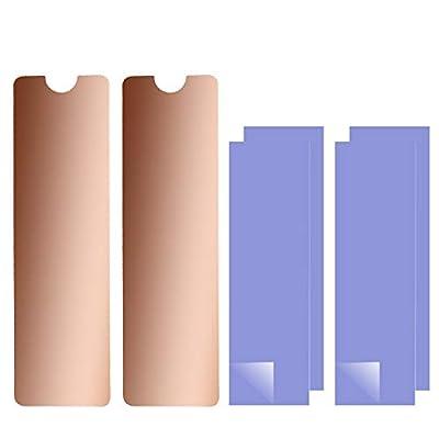 Laptop NVMe M.2 Heatsink with Nano Thermal Pads?Heat Sink Copper for 2280 M2 SSD Laptop (2pcs)
