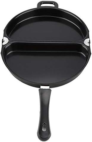 Omelette Pan Double Side Folding Non stick Frying Pan Omelette Egg Breakfast Maker Portable product image