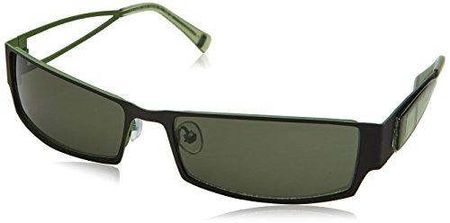 Adolfo Dominguez Ua-15078, Gafas de Sol para Mujer, Verde (Verde), 59