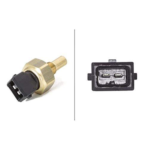 HELLA 6PT 009 107-451 Sensor, Kühlmitteltemperatur - 12V - geschraubt