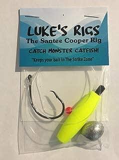 Santee Cooper Rig for Catfishing (SET OF 3) USA