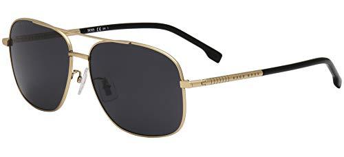 Gafas de Sol Hugo Boss BOSS 1177/F/S Matte Gold/Grey 63/15/145 hombre