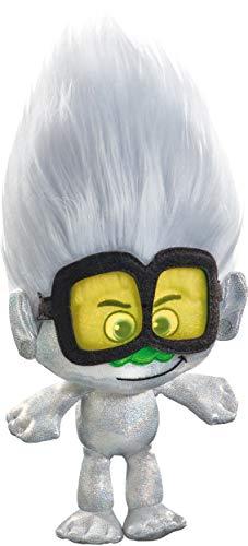 Schmidt Spiele 42723 Trolls, Tiny Diamond, Plüschfigur, 25 cm, bunt